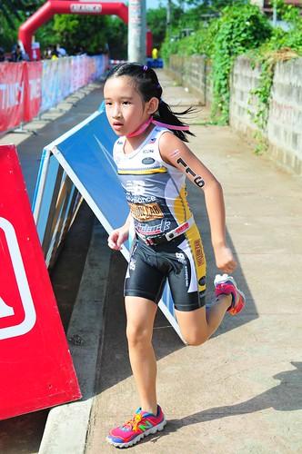 Alaska IronKids Triathlon Running