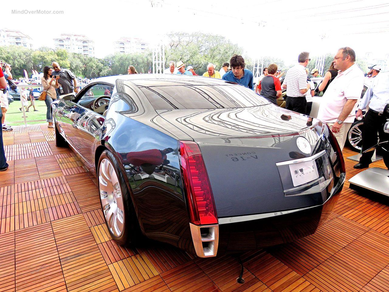 Cadillac Sixteen Amelia Island 5