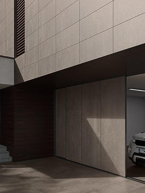 subway clay exterior casa 3D V1 porm02 V1