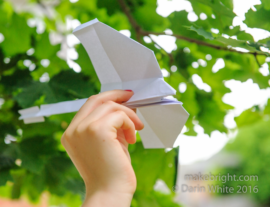 Paper airplanes 016