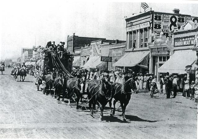 Blackfoot Main Street