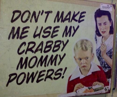 Mom's Secret Weapon