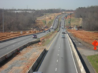 I-85 Work in Davidson County