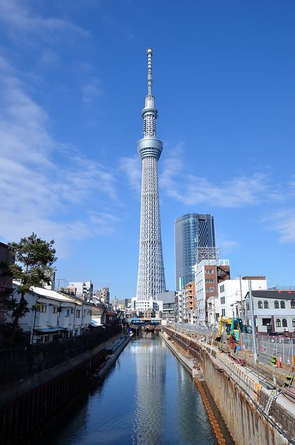 Tokyo Sky Tree 634m