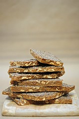 stacked toffee