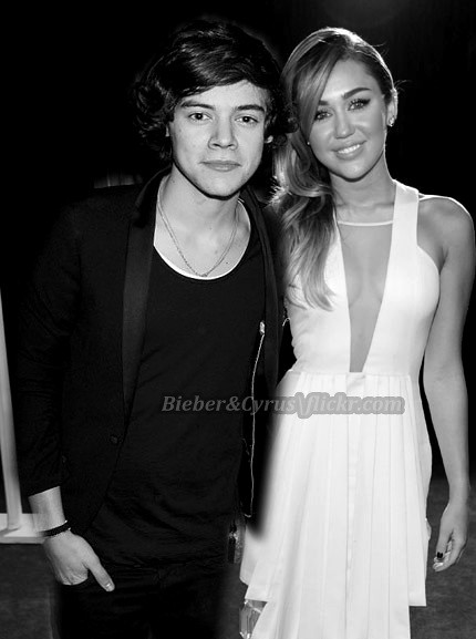 I can love you more than this...\Miley&Harry\