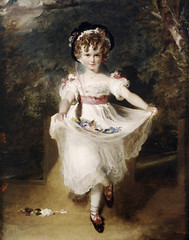 Painting: Lawrence, Miss Murray