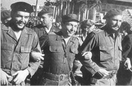 Alf pics Che Guevara Raul Fidel 040506