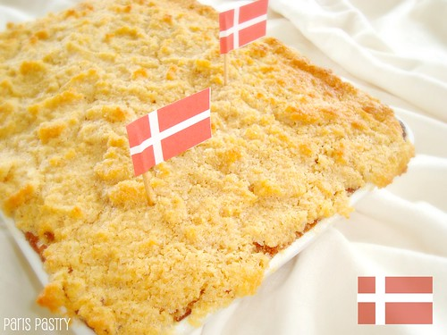 Drømmekage-丹麦梦蛋糕
