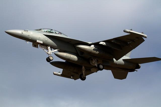 EA-18G VAQ-141 SHADOW HAWKS #501