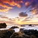 Valle Gran Rey - Sunset (1) by Wolfgang Staudt