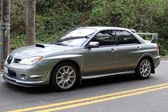 Subaru Impreza STI 2007 On Road