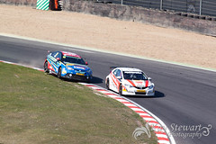 BTCC 1st April - BTCC RACE 2
