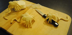 Face Hugger Crackers