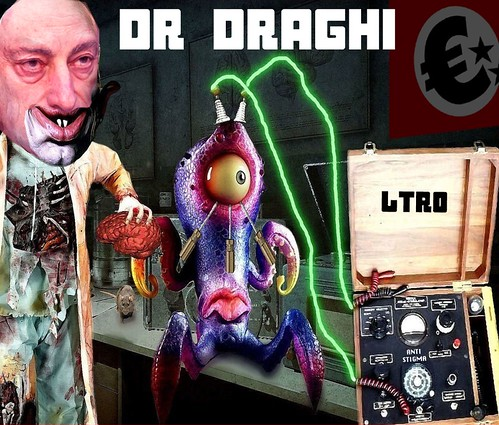DR DRAGHI by Colonel Flick