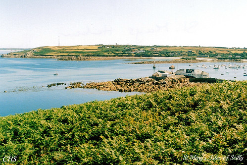 St.Mary's, Isles of Scilly    35mm, 1999 by Stocker Images
