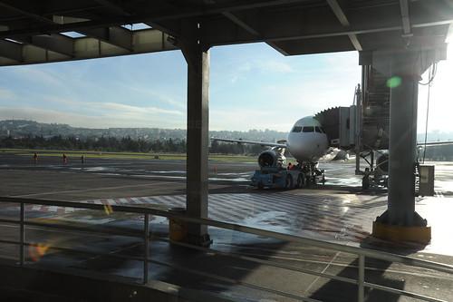 Quitoの空港