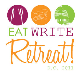 eat write retreat logo