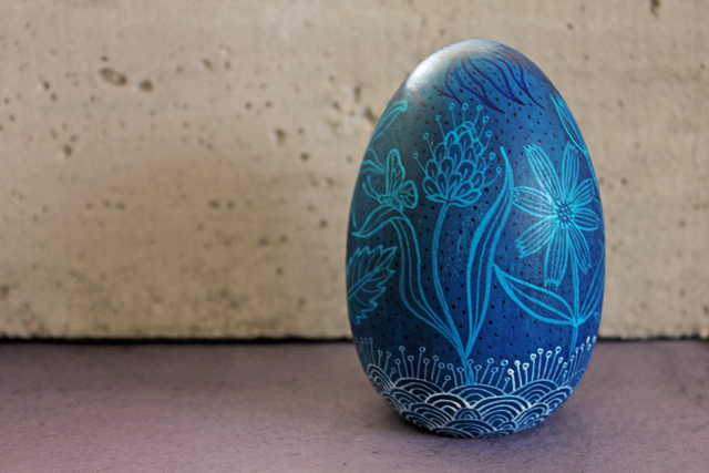 Painted Egg