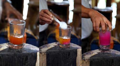 ps-斯里蘭卡面具-顏料調色