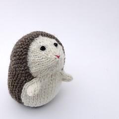 Hedgehog in Patons Wool Blend DK