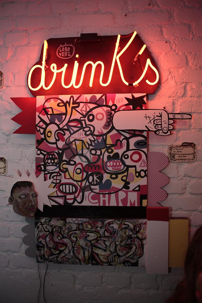 Drinks - (tec. mista)
