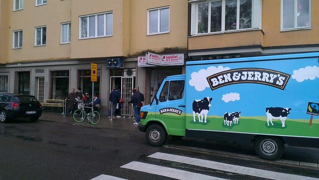 Flippin' Burgers Stockholm June 2012