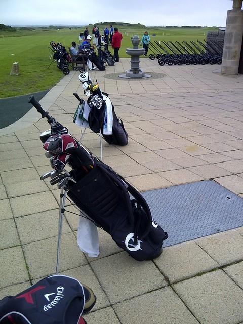 Golf, St Andrews Links