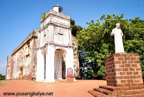 St.Paul Church Melaka