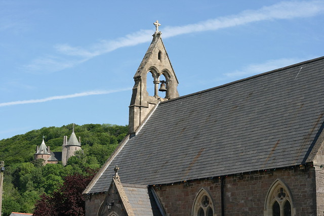 Castle & Church