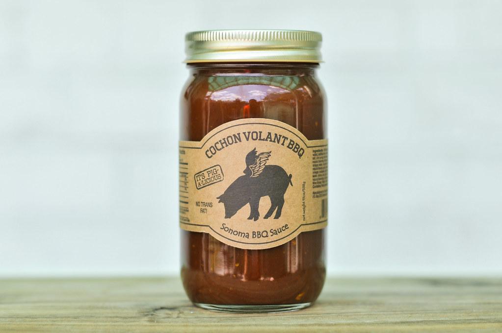 Cochon Volant BBQ Sonoma BBQ Sauce
