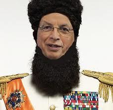 stern dictator