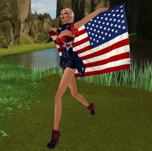 HAPPY 4TH FROM GIZZA ! by mimi.juneau *Mimi's Choice*