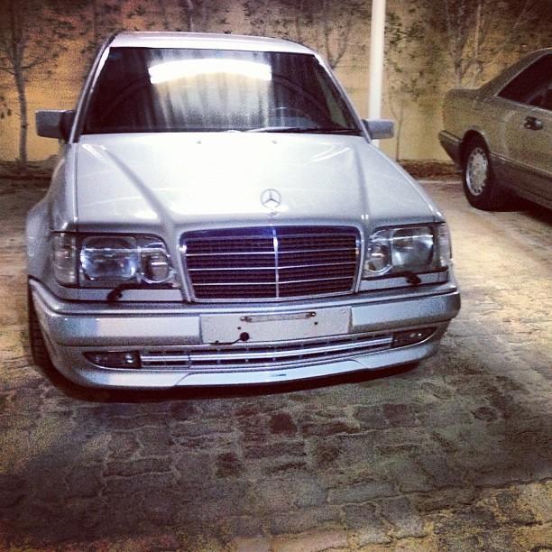 mercedesbenz#w124#amg#e60#limited#v8#m119#6 0l My W124
