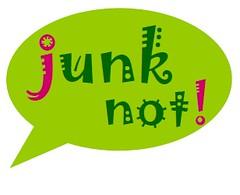 junk not logo