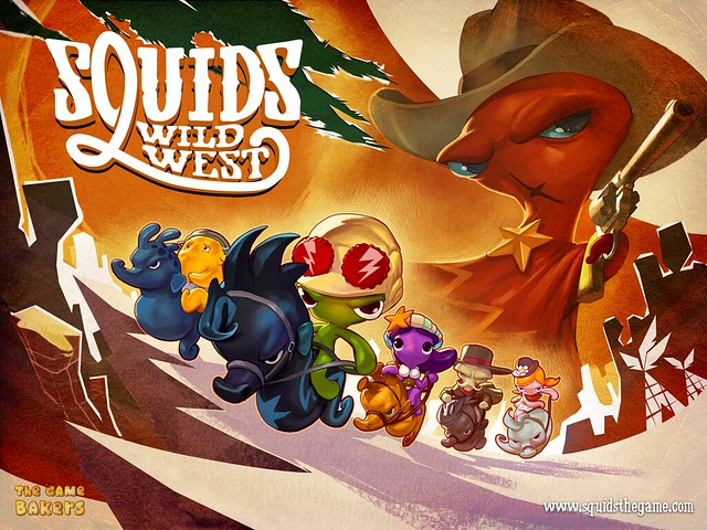 Squids: Wild West Review