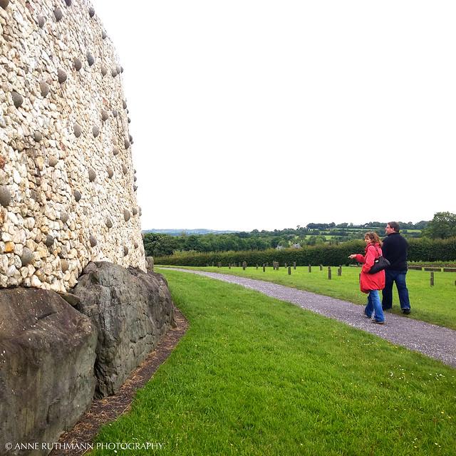 Newgrange Wall