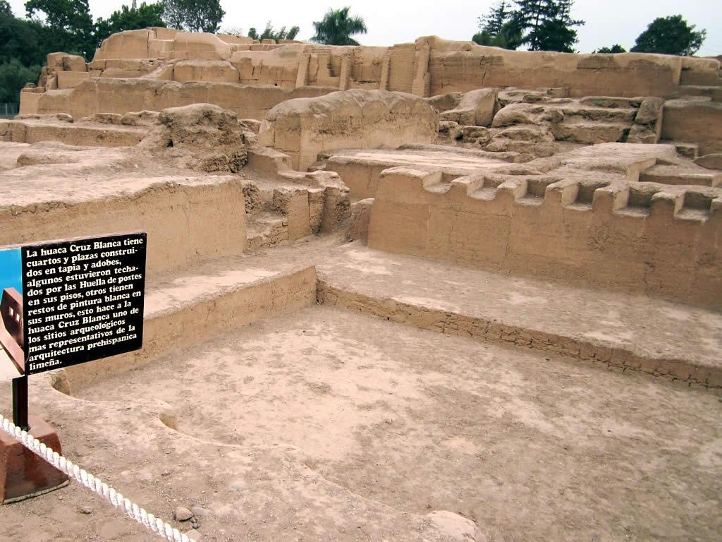 Peru Ancient Building