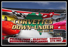 Contarf Corvette Show 2012