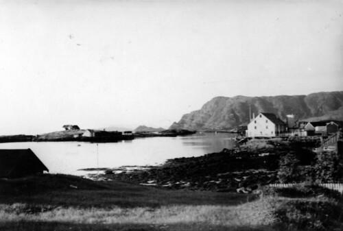 Mot Buholmen - Insel Buholmen