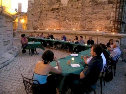 Viaggio nel gusto 2012 a tivoli roma con degustazioni for Piatti tipici roma