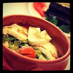 Grilled halloumi www.klamtam.com #klamtam #food #Kuwait #q8 #kuwaitfood #Kuwaiti #kuwaitinstagram #yummy #delicious #eat #culinary #photo #instaaddict #instadaily #instamood #instagood #instahub #igaddict #igdaily #igers #q8instagram #q8ig #foodpics #twee