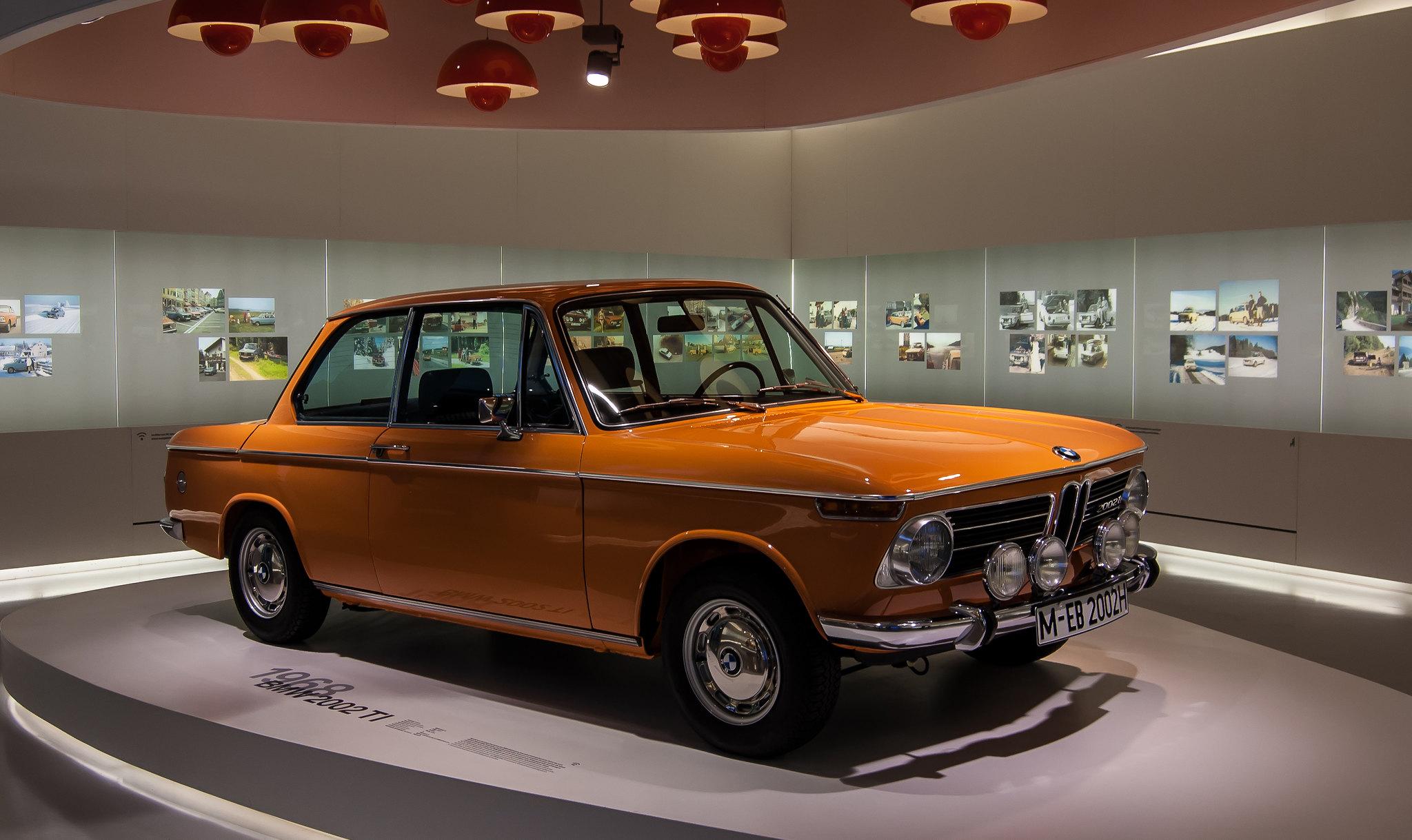 Germany BMW Museum Munich Bavaria