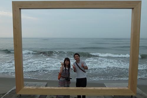 海に行った日