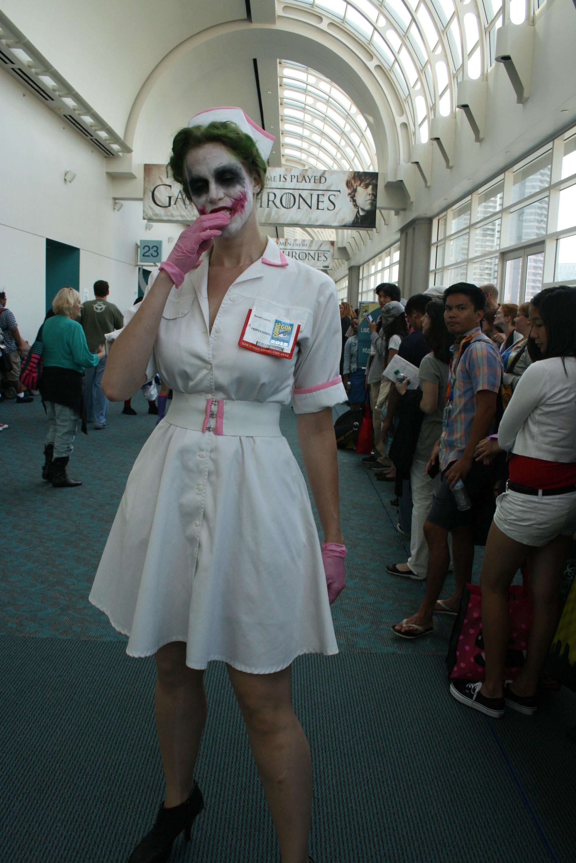 Nurse joker from tdk returns joker halloween joker and halloween nurse joker from tdk returns joker halloween joker and halloween costumes solutioingenieria Images