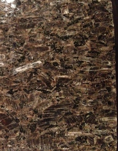Granite counter sample