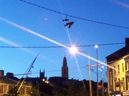 shoes over Shandon