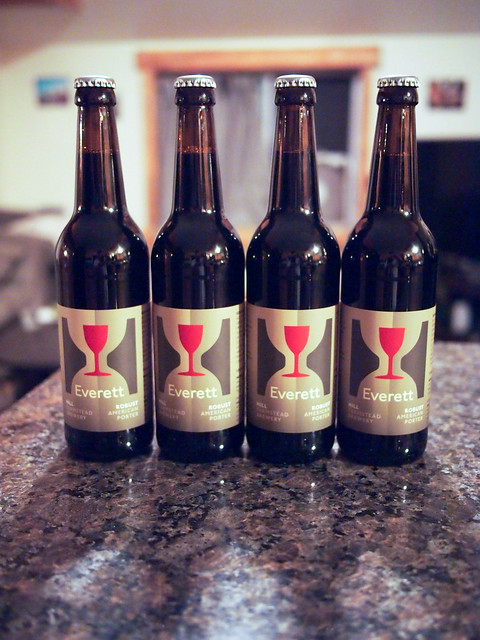 Hill Farmstead Bottle Release Haul - July '12