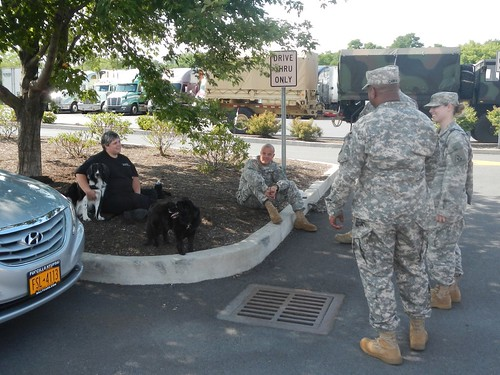 Dachary and the National Guard