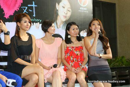 Tiffany Leong, Jan Chin, Shuben Low, Karena Teo